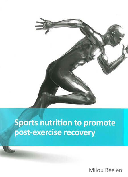 Cover-Sports-Nutrition-to-promote-post-exercise-recovery